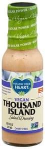 Follow Your Heart Salad Dressing Vegan, Thousand Island
