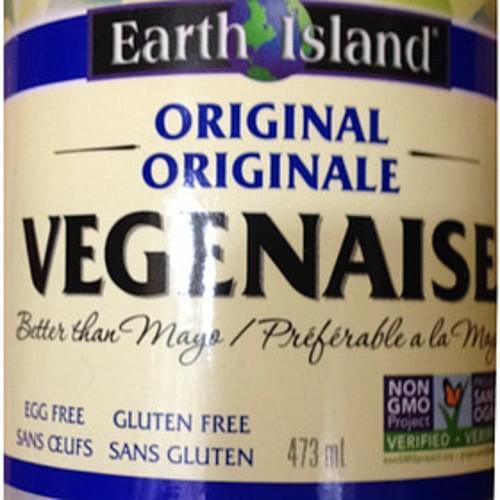Earth Island Original Vegenaise - 15 ml