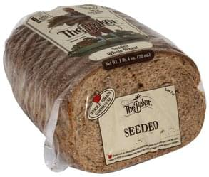 The Baker Bread Seeded Whole Wheat