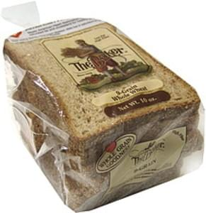 The Baker Stone-Ground Whole Wheat 9-Grain.