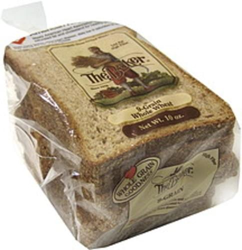 The Baker 9-Grain. Stone-Ground Whole Wheat - 10 oz