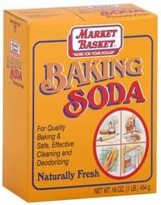 Market Basket Baking Soda Naturally Fresh