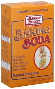 Market Basket Baking Soda Natural Freshness
