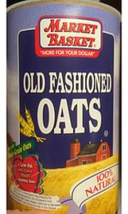 Market Basket Old Fashioned Oats