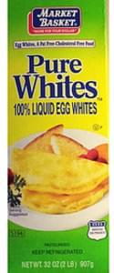 Market Basket Pure Egg Whites