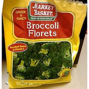 Market Basket Broccoli Florets