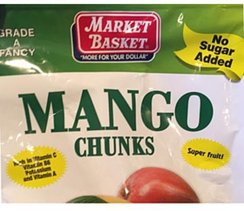 Market Basket Mango Chunks - 140 g