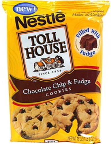 Chocolate Chip & Fudge Cookie Dough