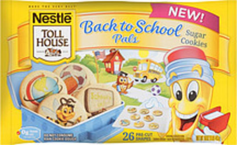Nestle Toll House Back to School Sugar