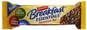 Carnation Nutrition Bar Chocolate