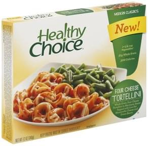 Healthy Choice Four Cheese Tortellini