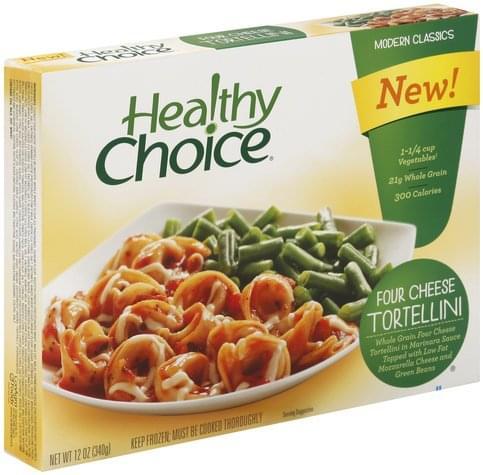 Healthy Choice Four Cheese Tortellini - 12 oz