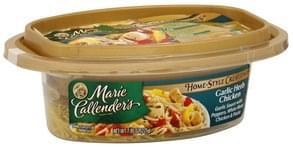 Marie Callenders Garlic Herb Chicken