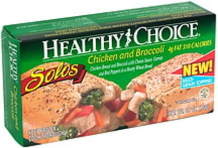 Healthy Choice Chicken and Broccoli