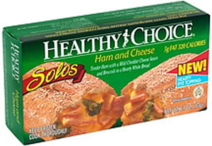 Healthy Choice Ham and Cheese