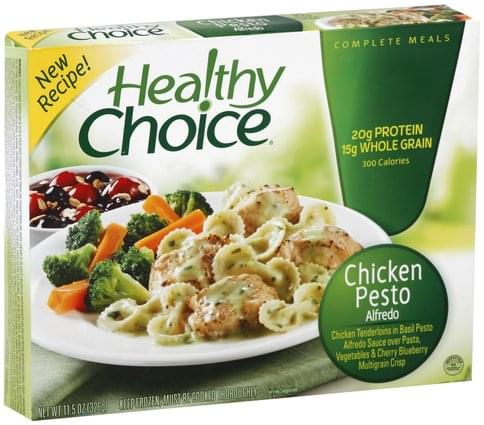 Healthy Choice Chicken Pesto Alfredo - 11.5 oz