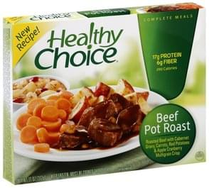 Healthy Choice Beef Pot Roast