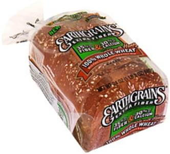 Earthgrains 100% Whole Wheat Bread Made with Honey