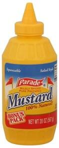Parade Mustard