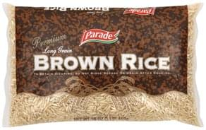 Parade Rice Brown, Premium, Long Grain