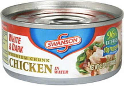 Swanson Chicken White & Dark
