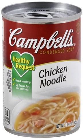 Campbells Condensed, Chicken Noodle Soup - 10 75 oz