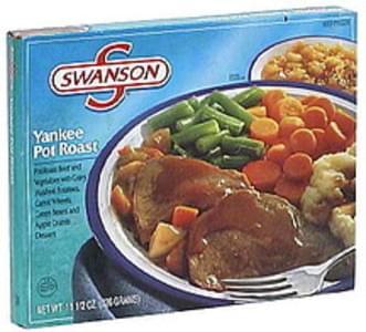 Swanson Yankee Pot Roast Dinner