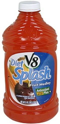 V8 Fruit Medley Diet