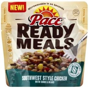 Pace Southwest Style Chicken with Corn & Beans