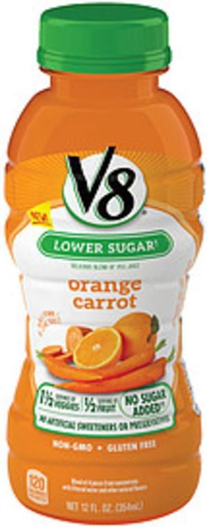 V8 Orange Carrot Vegetable & Fruit Juice - 12 oz