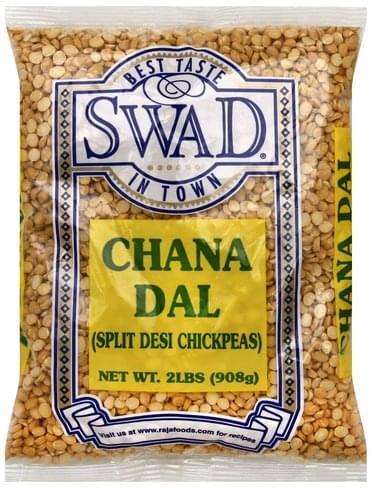 Swad Chana Dal - 2 lb, Nutrition