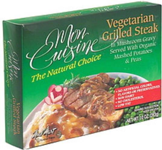 Mon Cuisine Vegetarian Grilled Steak - 10 oz