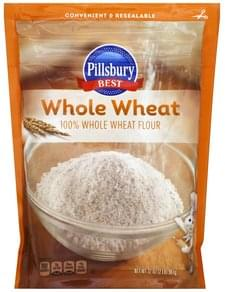 Pillsbury 100% Flour Whole wheat