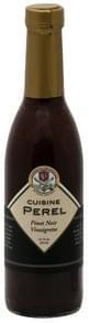Cuisine Perel Vinaigrette Pinot Noir
