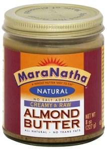 Maranatha Almond Butter Creamy & Raw