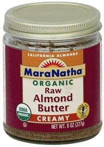 Maranatha Almond Butter Organic, Creamy