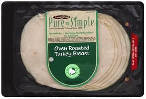 Land O Frost Turkey Breast Oven Roasted