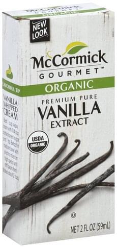 Mccormick Organic Vanilla Extract - 2