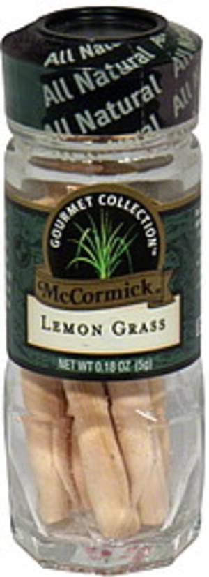McCormick Lemon Grass - 0.18 oz