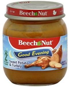 Beech Nut Sweet Potato & Turkey Stage 2