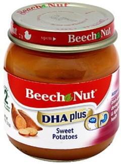 Beech Nut Sweet Potatoes Stage 2