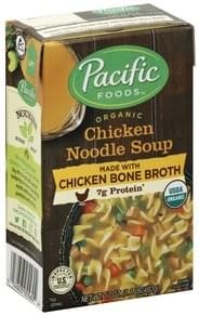Pacific Chicken Noodle Soup Organic