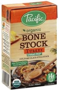 Pacific Bone Stock Unsalted, Turkey
