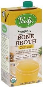 Pacific Foods Broth Bone, Chicken