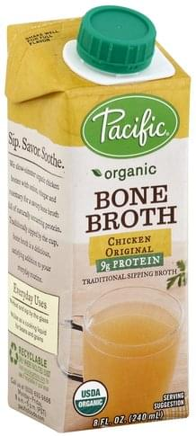 Pacific Chicken Original Bone Broth - 8 oz
