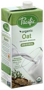 Pacific Non-Dairy Beverage Oat, Original