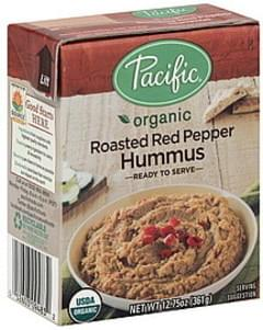 Pacific Hummus Roasted Red Pepper