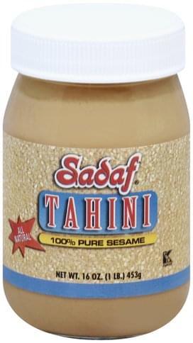 Sadaf Tahini - 16 oz
