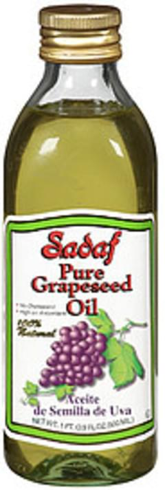 Sadaf Oil 100% Grapeseed
