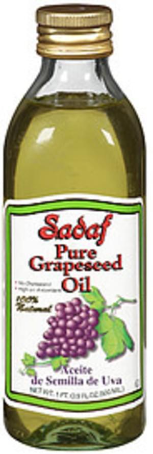 Sadaf 100% Grapeseed Oil - 0.9 oz
